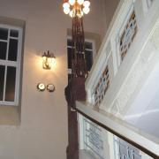 Záložna interiér