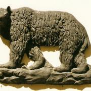 Záložna znak medvěda
