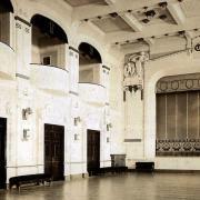Velký sál Záložny 1913