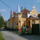 vila Frištenského
