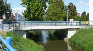 Most přes elektrárenský náhon