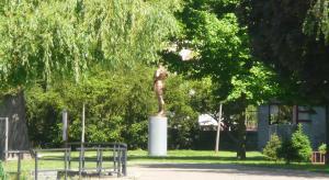 Procházka parkem
