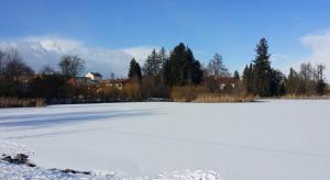 Nedotknutý rybník