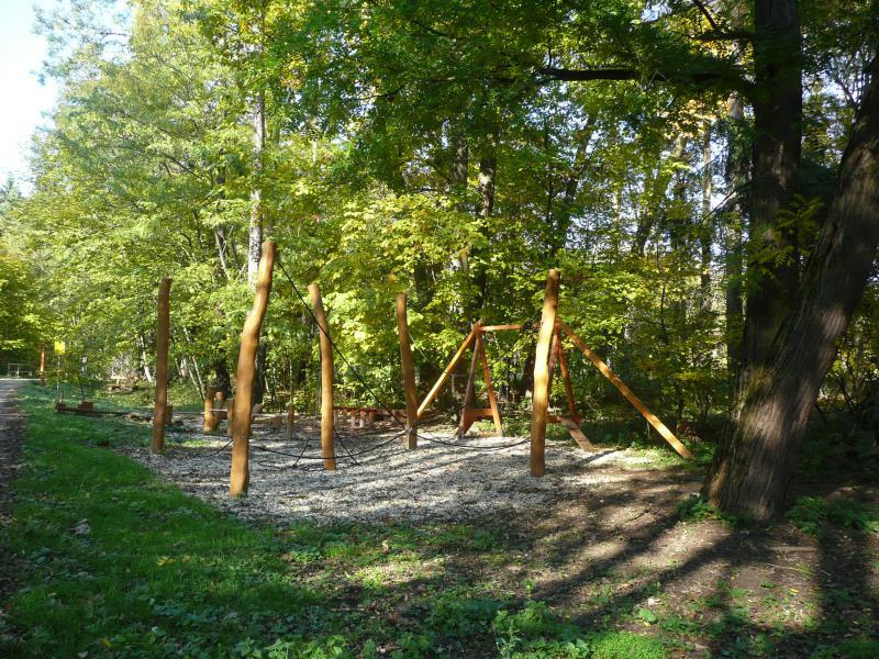 Lesánek   herní prvek