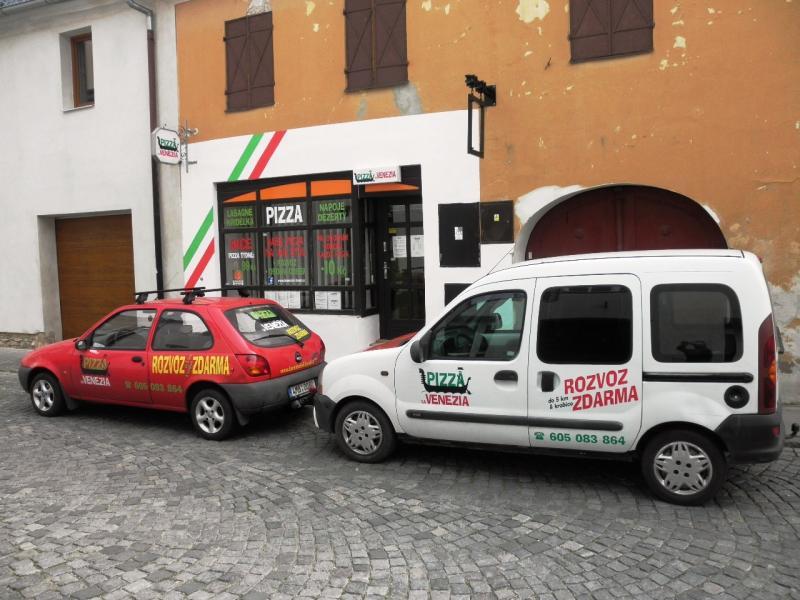 Pizza la Venezia