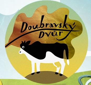 Doubravský dvůr logo, obrázek se otevře v novém okně