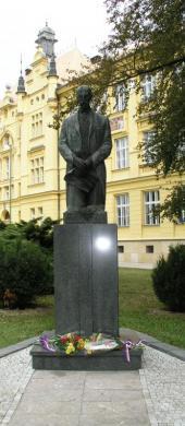 Socha Masaryka