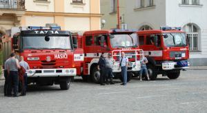 100  let hasičů v Litovli
