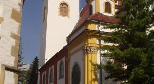 Kostel sv.  Marka