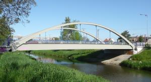Nejnovější most v Litovli (2008)
