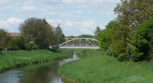 Pohled ze Svatojánského mostu