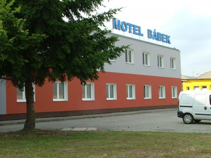 Motel Bábek, obrázek se otevře v novém okně