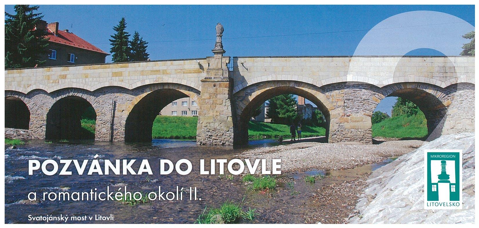 Pozvánka do Litovle a romantického okolí II, obrázek se otevře v novém okně