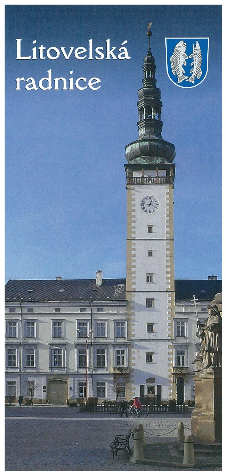 Litovelská radnice, obrázek se otevře v novém okně