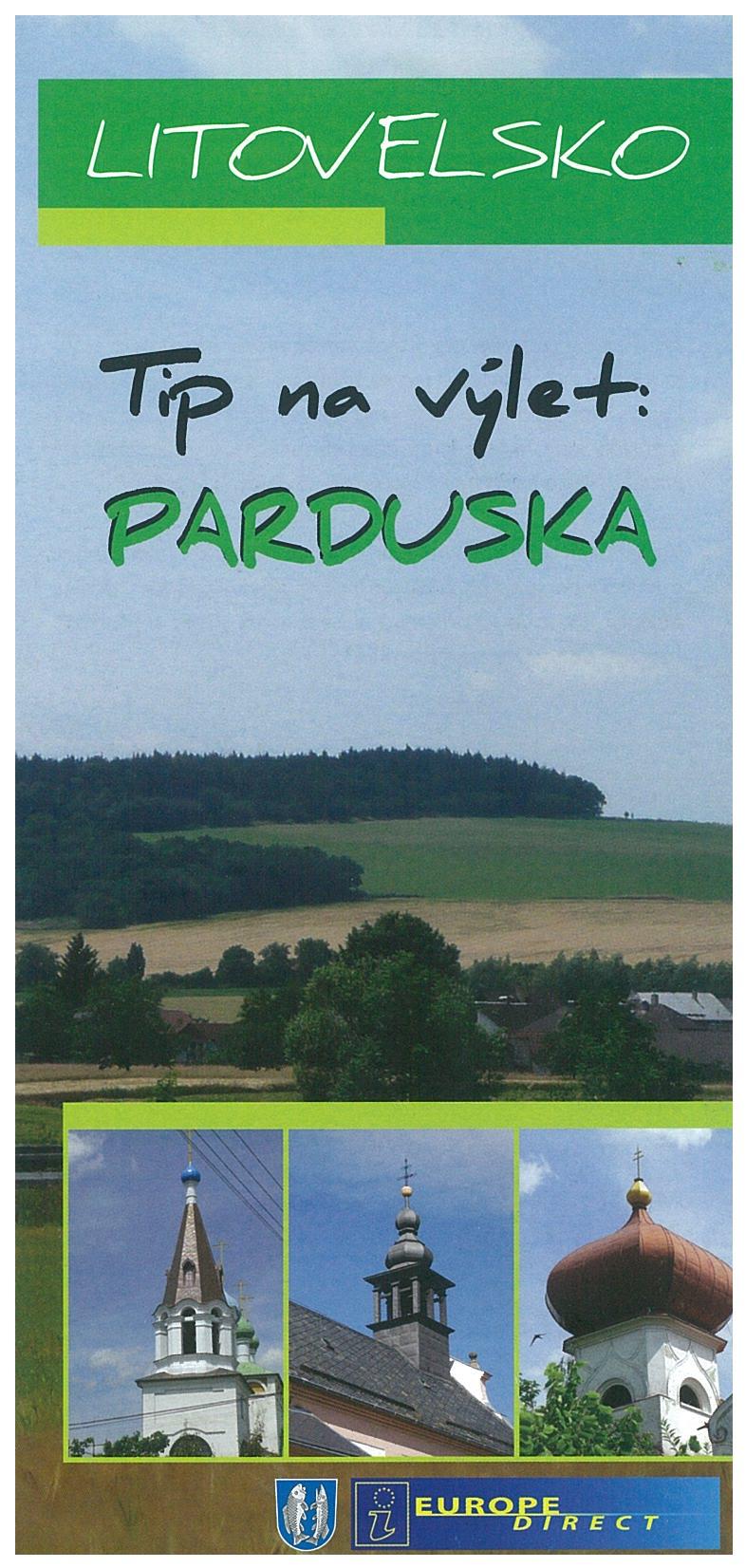 Tip na výlet   Parduska, obrázek se otevře v novém okně