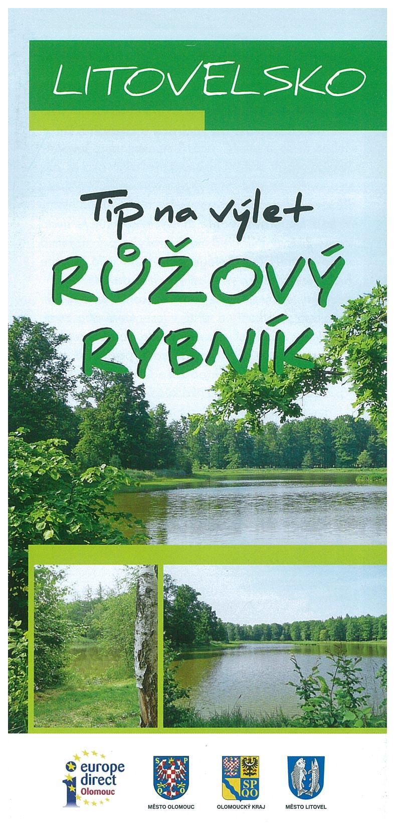 Tip na výlet   Růžový rybník, obrázek se otevře v novém okně