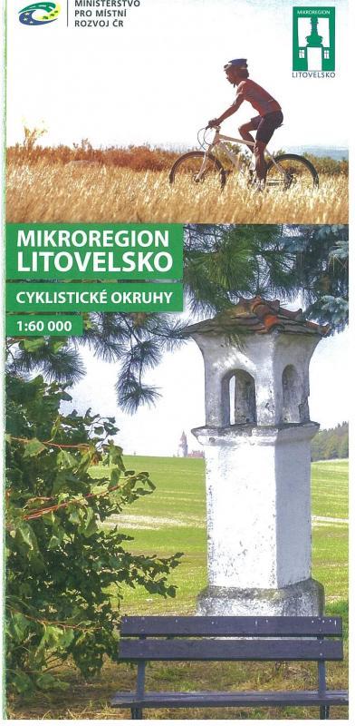 Mikroregion Litovelsko   cyklistické okruhy, obrázek se otevře v novém okně